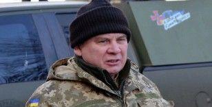 """Ukrayna Savunma Bakanı Taran: """"Barışçıl çözüm yolu izleyeceğiz"""""""