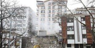 Ankara'da Açelya Apartmanı için yıkılma riski oluşturanlara soruşturma