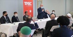 Türkiye'nin Washington Büyükelçisi Mercan, New Jersey'de Müslüman toplum temsilcileriyle bir araya geldi