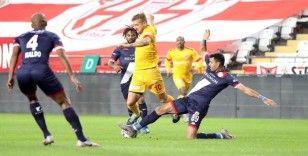 Süper Lig: Galatasaray: 0 - Fatih Karagümrük: 0 (Maç devam ediyor)