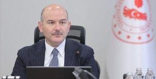 İçişleri Bakanı Soylu: 2021'de 40 terör eylemi engellendi