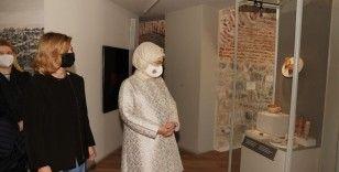 Emine Erdoğan, Ukrayna Devlet Başkanı'nın eşini ağırladı