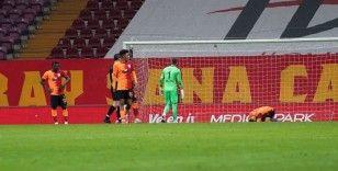 Galatasaray'ın galibiyet hasreti 3 maça çıktı