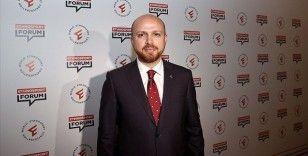 Dünya Etnospor Konfederasyonu Başkanı Bilal Erdoğan: Bugün Meksika'dan, Tunus'tan misafirimiz ödül almaya geldi