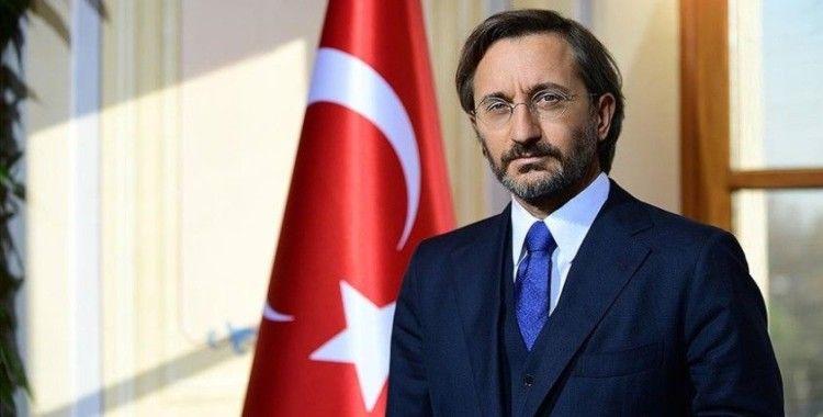 Cumhurbaşkanlığı İletişim Başkanı Altun, Türk Polis Teşkilatının 176'ncı kuruluş yıl dönümü kutladı