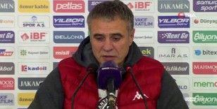 Ersun Yanal: 'Bu tür maçları oynamak kolay değil'