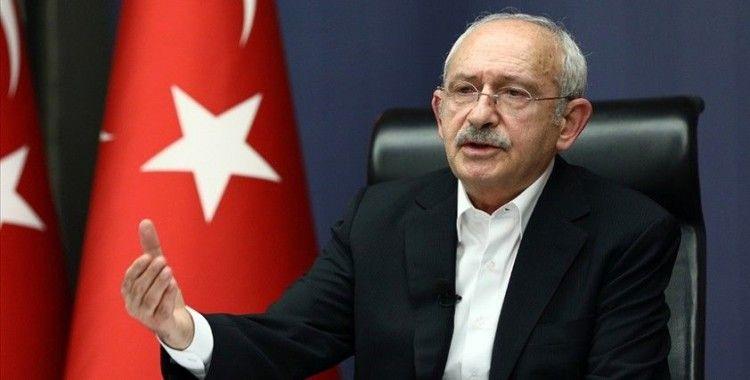 Kılıçdaroğlu yoğun bakım doktorlarıyla görüştü: Sağlık çalışanlarının olağanüstü çaba harcadıklarını biliyorum