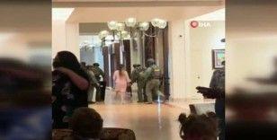 Hawaii'de lüks bir otelde silahlı saldırı