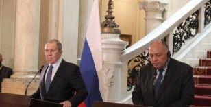 Mısır Dışişleri Bakanı Shoukry: 'Hedasi Barajı'nın görüşmeleri Etiyopya nedeniyle durdu'