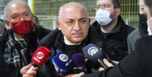 Mehmet Büyükekşi: 'Hakemlerden memnun değiliz'