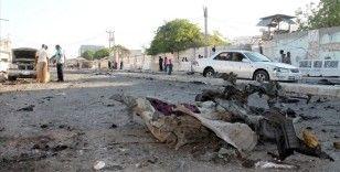 Somali'de düzenlenen bombalı saldırıda 5 asker hayatını kaybetti