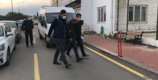 Adana'da FETÖ/PDY'ye yönelik operasyonda 3 kişi yakalandı