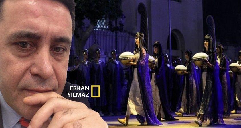 Mısır ve 'Firavunların Altın Geçit Töreni'..!
