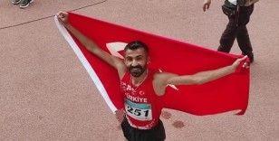 Cihat Ulus, İran'dan altın madalya ile döndü