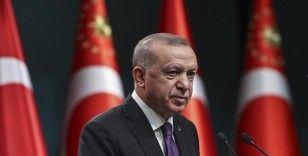 Cumhurbaşkanı Erdoğan: Libya'ya verdiğimiz destek yeni katliamların önüne geçmiştir