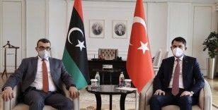 Çevre ve Şehircilik Bakanı Kurum, Libya Yerel Yönetimler ile İskan ve İmar bakanlarıyla ayrı ayrı görüştü