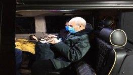 Emekli Tuğamiral Ergun Mengi adli kontrol şartıyla serbest bırakıldı