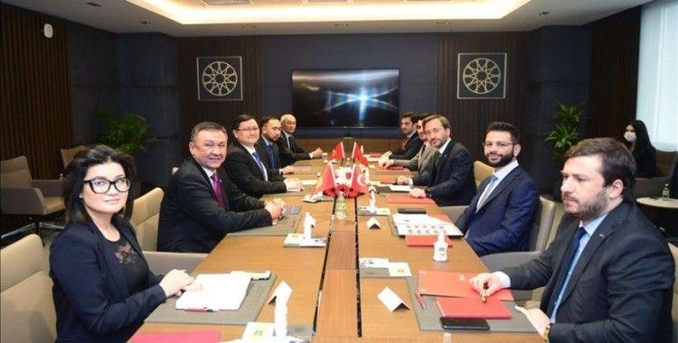 Cumhurbaşkanlığı İletişim Başkanı Altun: FETÖ, Türk-Kırgız ilişkilerini zedelemeye yönelik dezenformasyon içinde