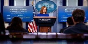 Beyaz Saray: İran'ın uranyum zenginleştirmesine yönelik provokatif açıklamasından endişeliyiz