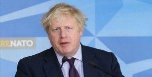 İngiltere Başbakanı Johnson, Kral Abdullah'la görüşmesinde Ürdün'ün güvenlik ve istikrarına desteğini vurguladı