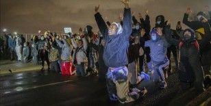 ABD'nin Minneapolis kentinde Daunte Wright'ın ölümünün ardından polise yönelik protestolar sürüyor