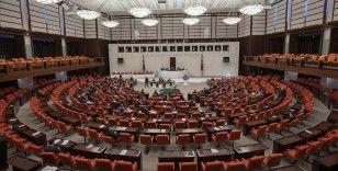 TBMM Genel Kurulunda İYİ Parti, HDP ve CHP'nin grup önerileri kabul edilmedi
