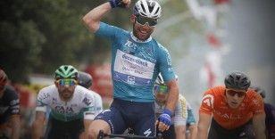 56. Cumhurbaşkanlığı Türkiye Bisiklet Turunun 4. etabını Cavendish kazandı