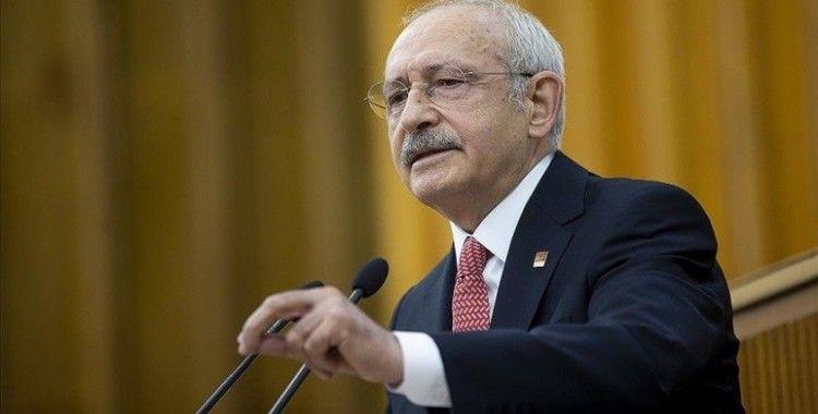 Kılıçdaroğlu: Sağlık çalışanları Kovid-19 önlemleri konusunda düşüncelerini ifade etmeli