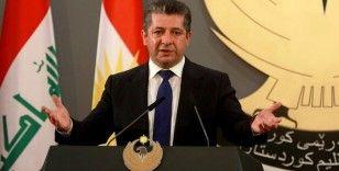 IKBY Başbakanı Barzani, Erbil ve Başika'ya yönelik saldırıları şiddetle kınadı