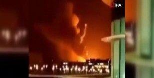 Husiler'den Suudi Arabistan'daki Aramco tesislerine saldırı