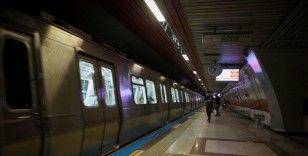 İBB'den metro paylaşımı: 10 hatta çalışıyor, rekor kırıyoruz