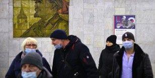 Rusya'da yaklaşık 9 bin yeni koronavirüs vakası tespit edildi