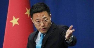 Çin'den 'Nükleer atık su içilebilir' diyen Japonya Başbakan Yardımcısı'na yanıt: O zaman buyurun için