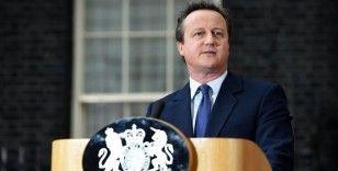 İngiliz Parlamentosu eski Başbakan Cameron hakkında verilen soruşturma önergesini reddetti