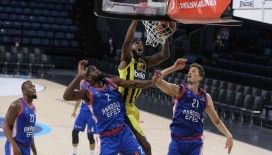 Fenerbahçe Beko - Anadolu Efes maçı ertelendi