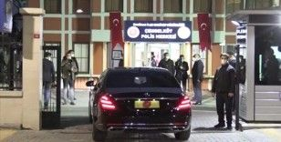 Cumhurbaşkanı Erdoğan, Çengelköy Polis Merkezi'nde iftar yaptı