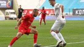 Süper Lig: Konyaspor: 0 - Kayserispor: 0 (Maç sonucu)