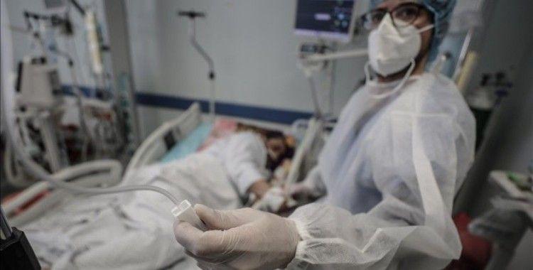 Filistin'de son 24 saatte 1700'den fazla kişi Kovid-19'a yakalandı