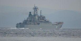 Rusya gemilerini Karadeniz'e çekiyor