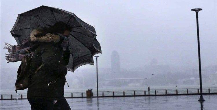 Meteorolojiden Batı ve Orta Karadeniz için fırtına uyarısı
