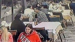 Fatih'te yemek yerken 27 bin 400 lirası çalındı