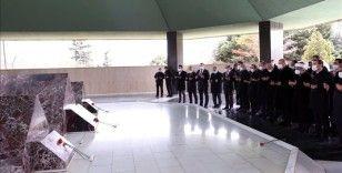 Cumhurbaşkanı Erdoğan, Menderes, Zorlu ve Polatkan'ın mezarlarını ziyaret etti