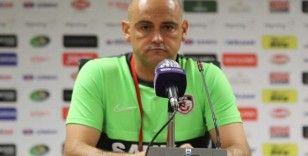 """Rui Mota: """"Son dakikalarda galibiyeti kaçırdık"""""""