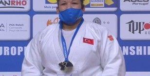 Milli judocu Kayra Sayit, Avrupa şampiyonu