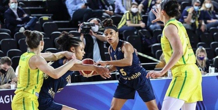 Fenerbahçe FIBA Kadınlar Avrupa Ligi'ni üçüncü tamamladı