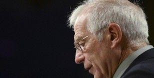 Borrell: 'Ukrayna sınırında 150 bin Rus askeri var'