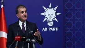 AK Parti Sözcüsü Çelik: Dendias'ın sözleri diplomasi tarihine yakışıksızlık örneği olarak girecek