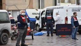 İzmir'deki korkunç cinayet kamerada