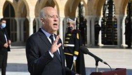 Tunus'taki Nahda Hareketi, Cumhurbaşkanı Said'i 'anayasayı çiğnemekle' suçladı