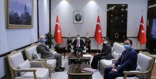Cumhurbaşkanı Yardımcısı Oktay: Yerli aşı hem Türkiye hem de diğer ülkeler için büyük fayda sağlayacak